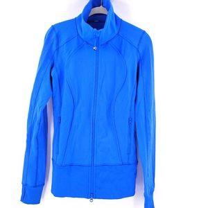 Lululemon Long Define Style Jacket Blue